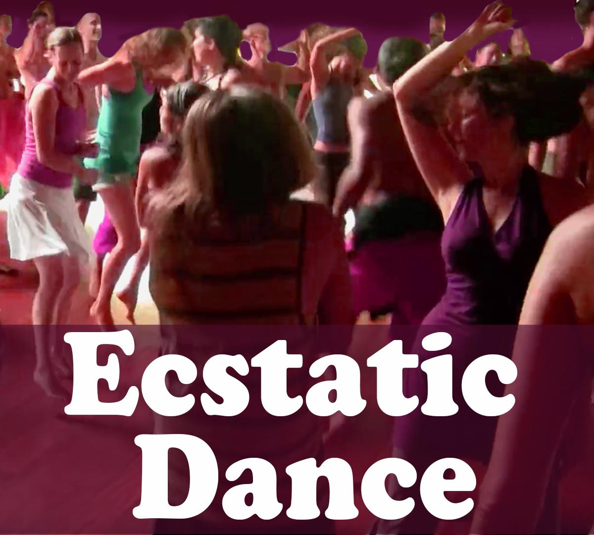 Kaia's Ecstatic Dance